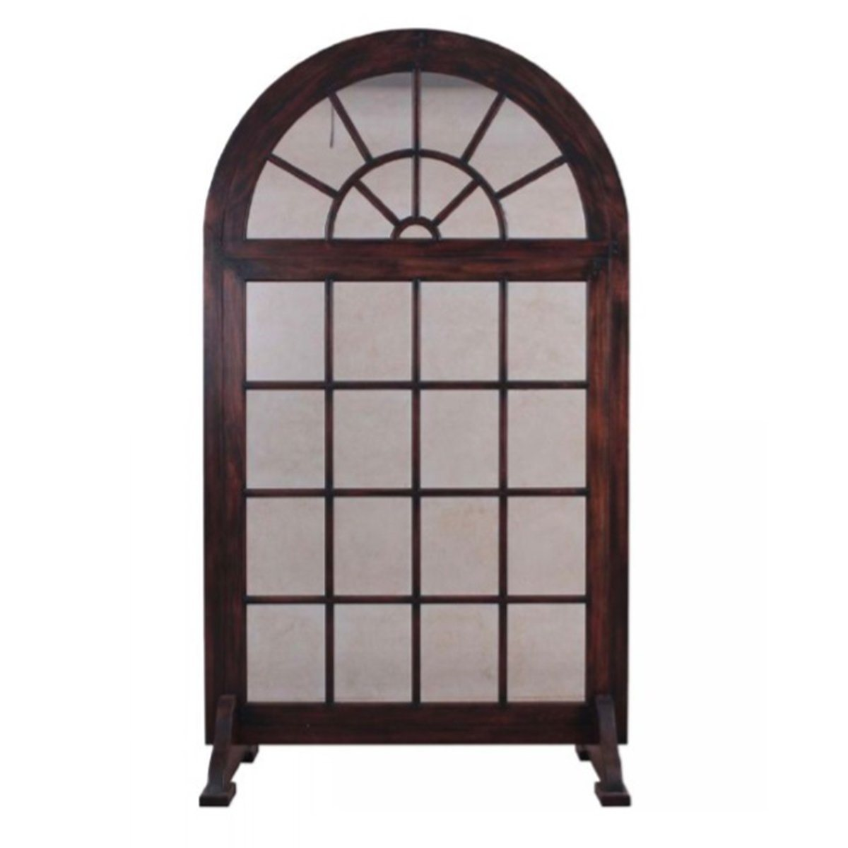 Large Regency Window w/ Stand Cabinet Bramble