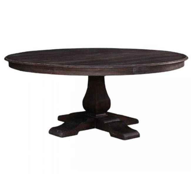 TRESTLE 6' ROUND DINING TABLE Tables Bramble