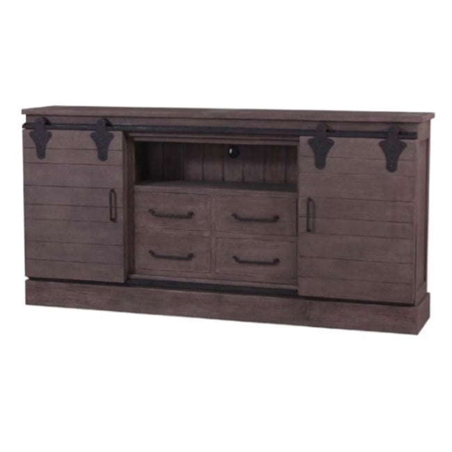 Sonoma Media Console 7' | Calgary's Furniture Store