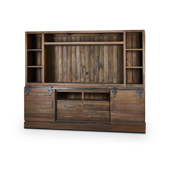 "Sonoma Open Top  Media Cabinet / 80"" TV 