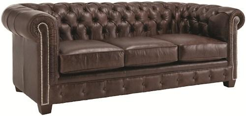 LEATHER SOFA CUSTOM MADE IN CANADA BY DECOR REST Sofa Decor-Rest