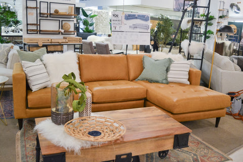 3179 Decor-Rest Leather Custom Sofa, Made in Canada 🇨🇦