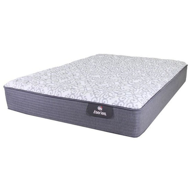 Serta - Queen I-Series Wilson Tight Top Firm Mattress | Showhome Furniture