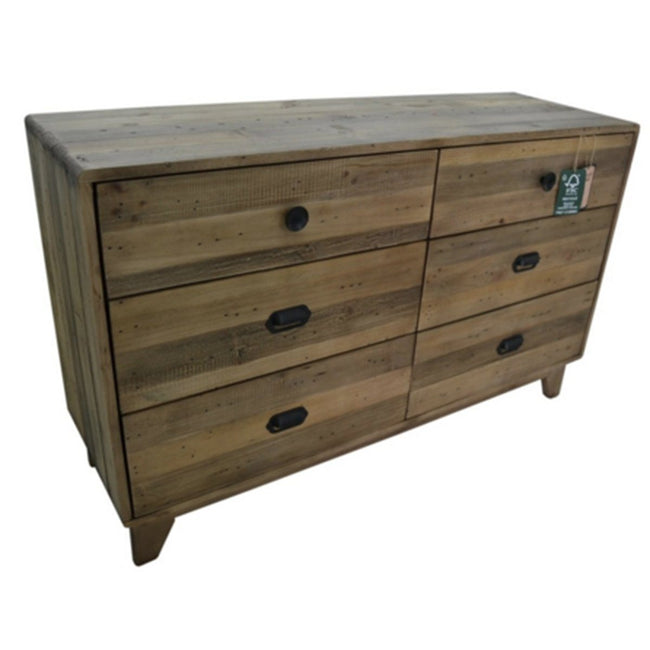 Campestre-Modern 6 Drw Dresser - Showhome Furniture