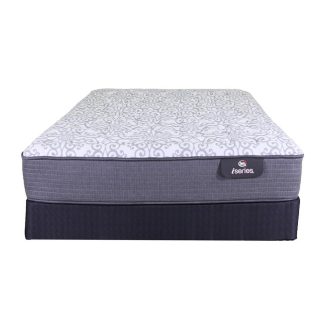 Serta - King I-Series Palmer Tight Top Plush Mattress