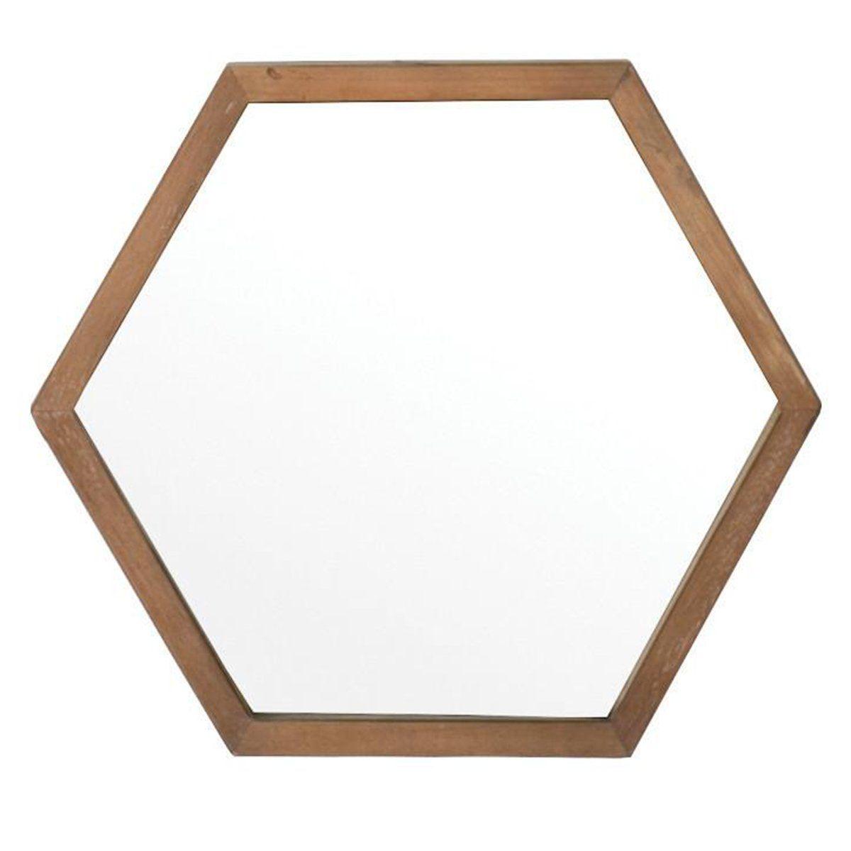 D-Bodhi Hexagon Mirror - Showhome Furniture