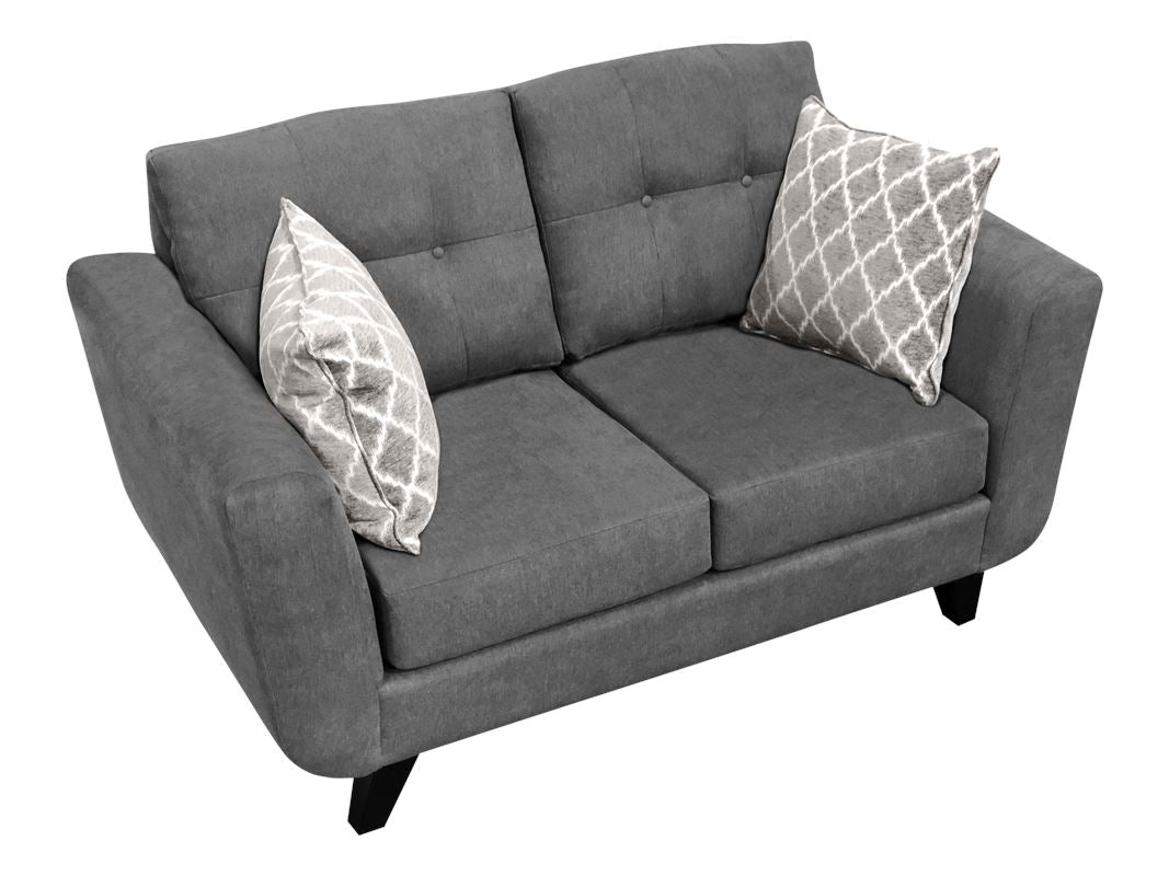 TILBURY LOVESEAT CUSTOM MADE IN CANADA , BY ELITE Showhome Furniture