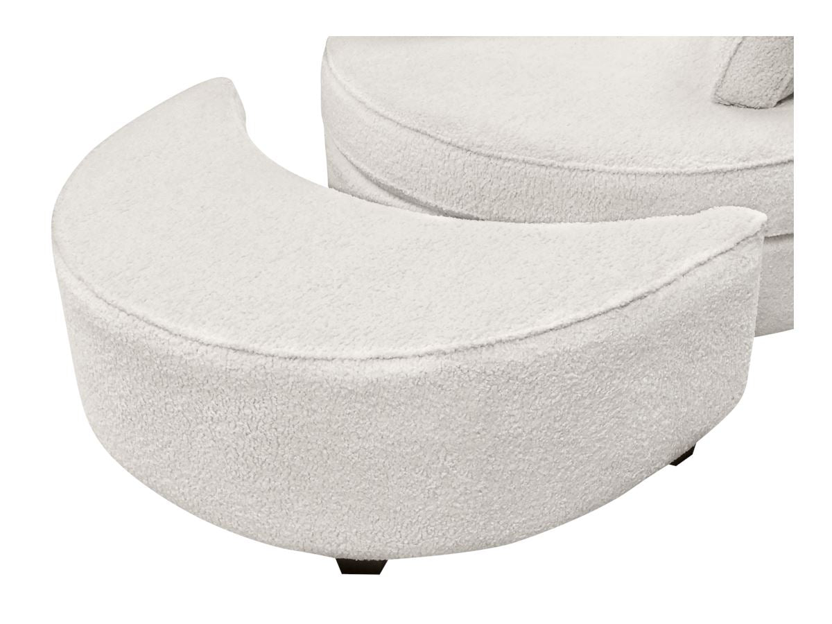 MOON OTTOMAN FOR NEST CHAIR Showhome Furniture