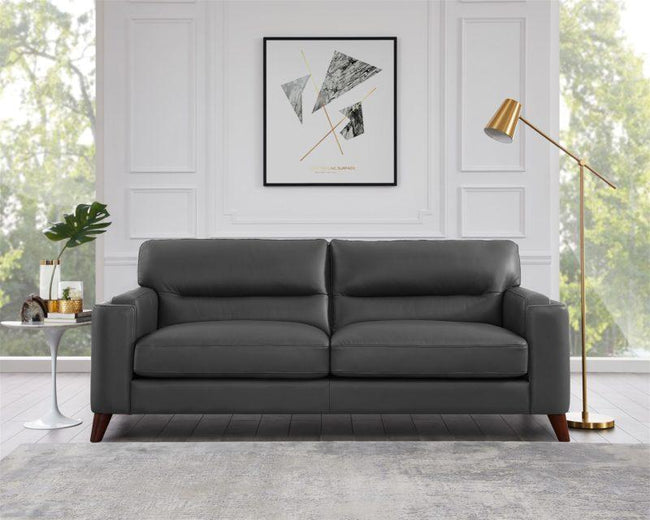 Miami Genuine AMAX Leather Collection Sofas Showhome Furniture