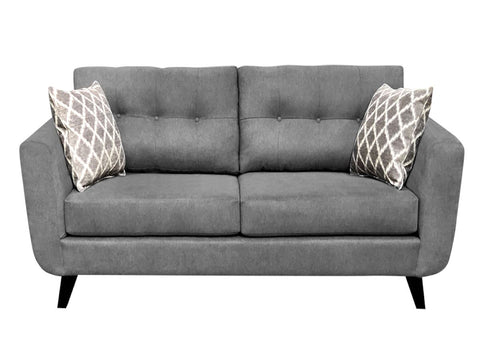 TILBURY LOVESEAT CUSTOM MADE IN CANADA , BY ELITE