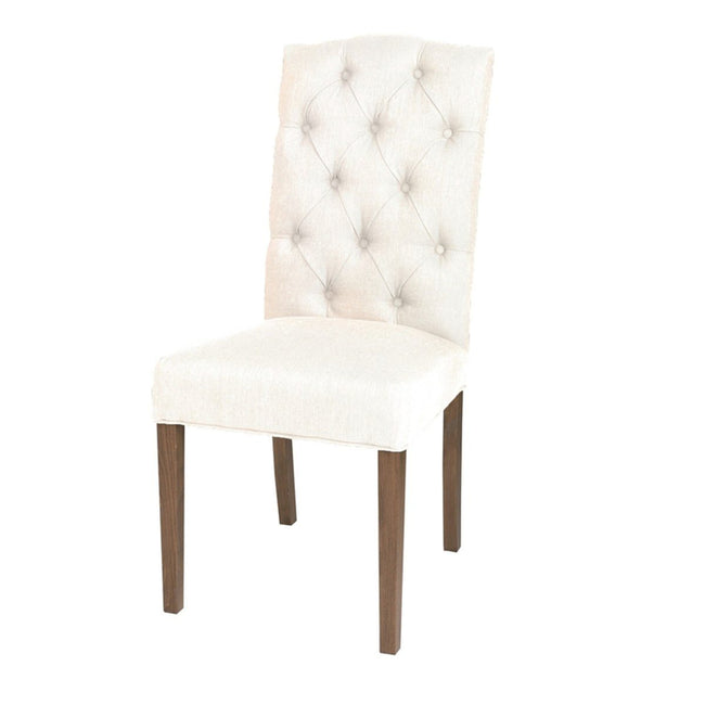 CHESTER DINING CHAIR - NATURAL TWILL Chairs LH