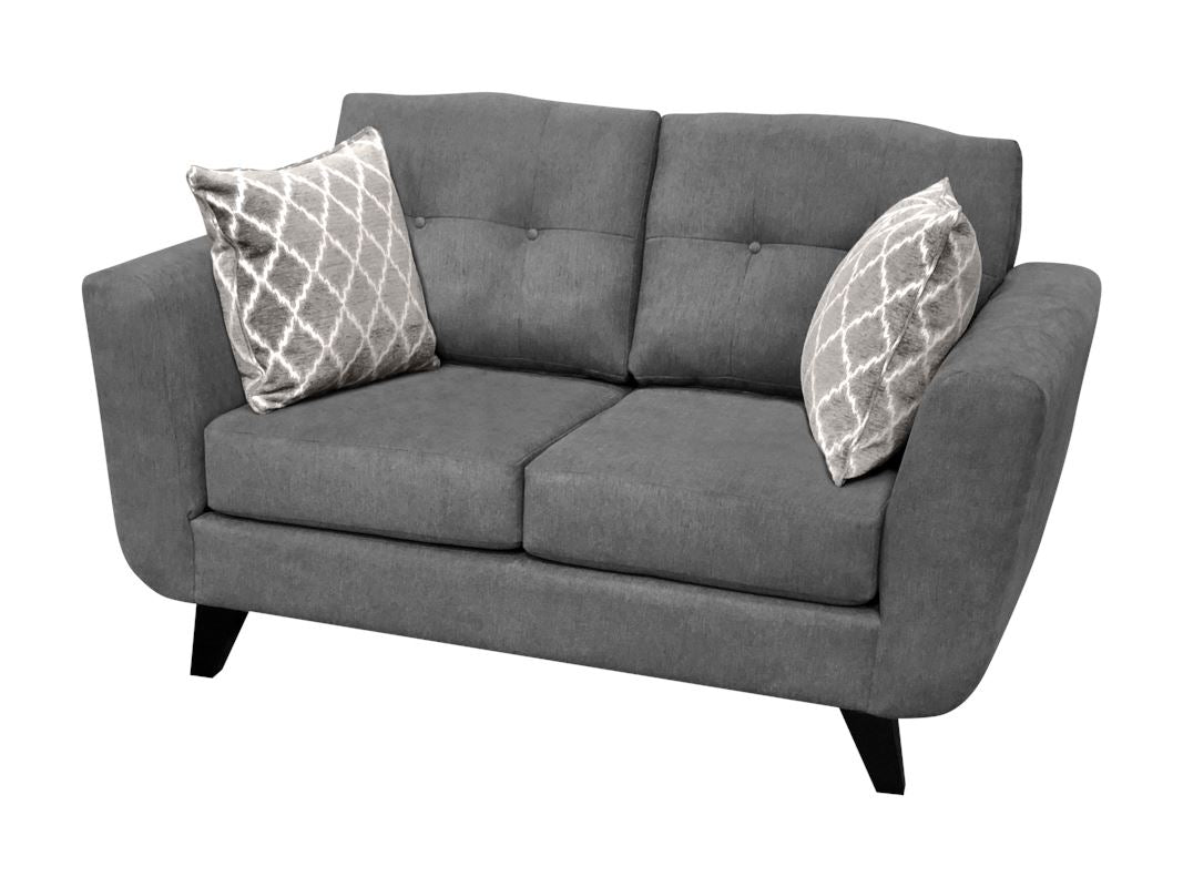 Custom Tilbury Loveseat - Made in Canada | Showhome Furniture