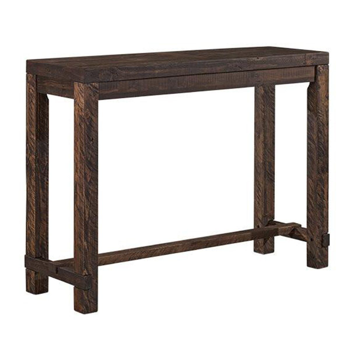 SOLID WOOD Half Bar - Showhome Furniture