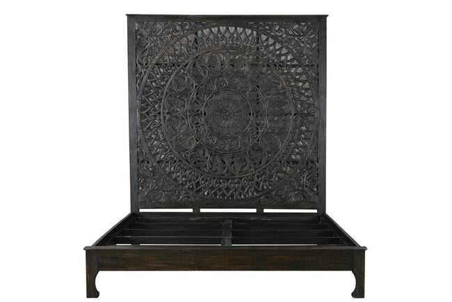 Alia Carved Bed
