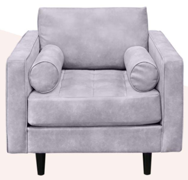 Angela Chair Grade A Fabric by Elite | Calgary's Furniture Store