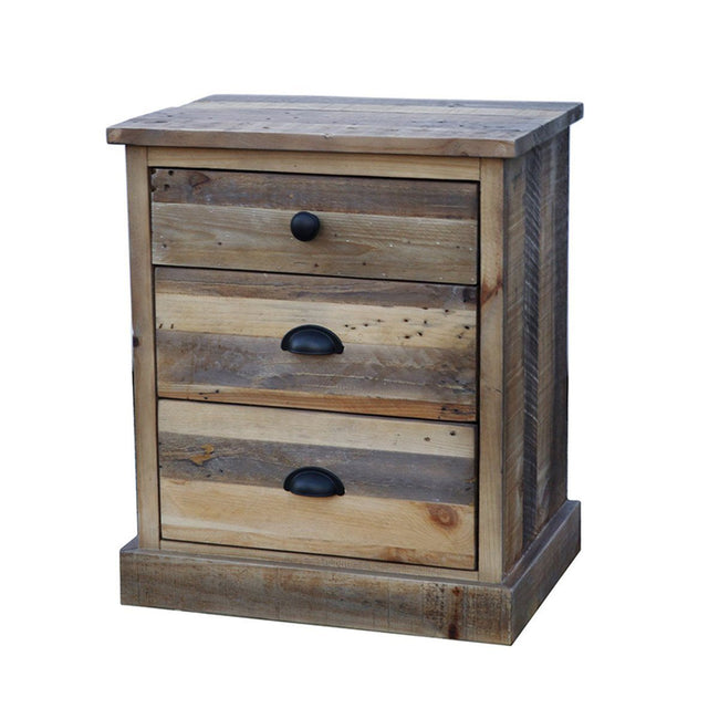 Campestre-Country Nightstand 3 Drw - Showhome Furniture