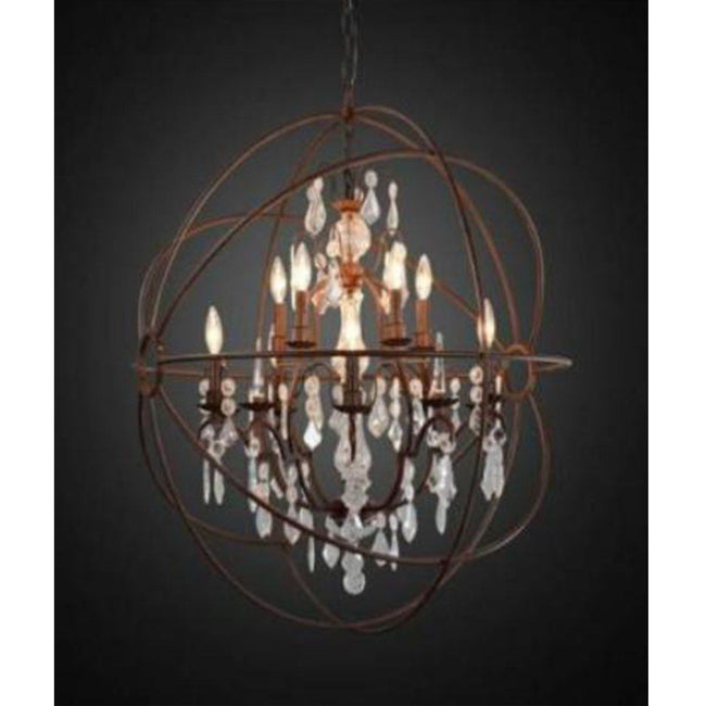 Candelabra Chandelier - Showhome Furniture