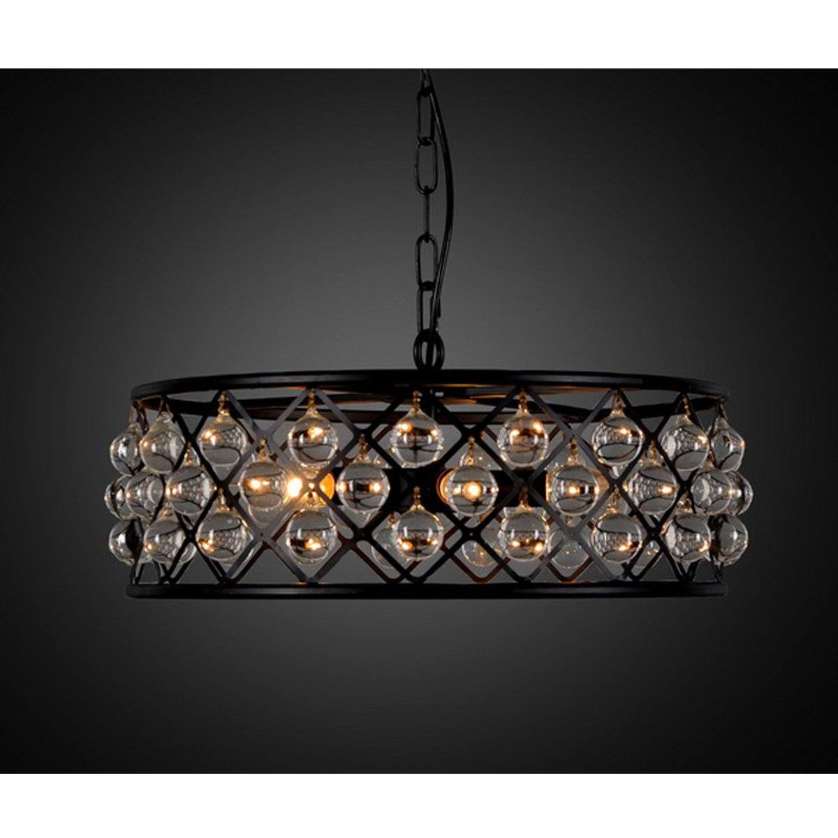 NOUVEAU LARGE CHANDELIER - Showhome Furniture
