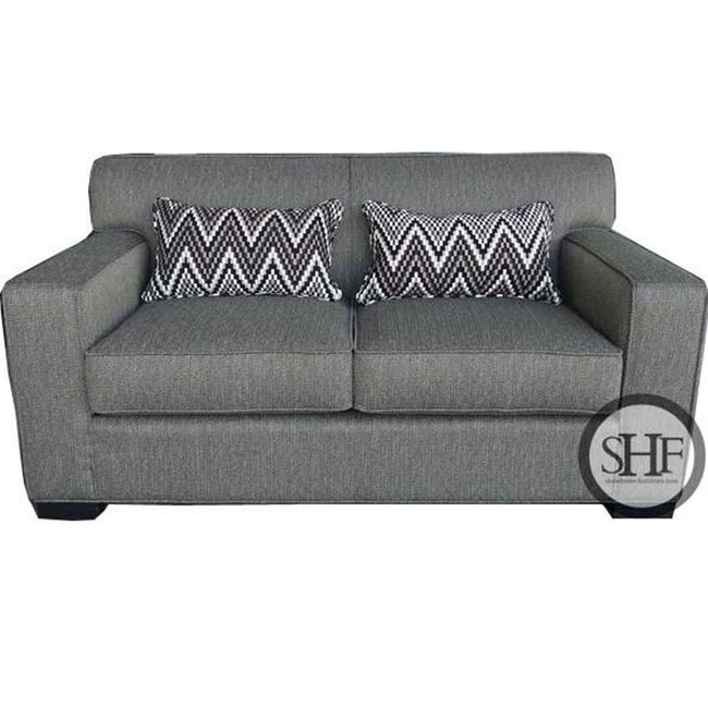 Custom Arsenio Loveseat, Made in Canada 🇨🇦 | Calgary's Furniture Store