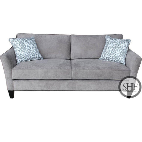Manhattan Tufted Corner Chaise Sectional - Made in Canada