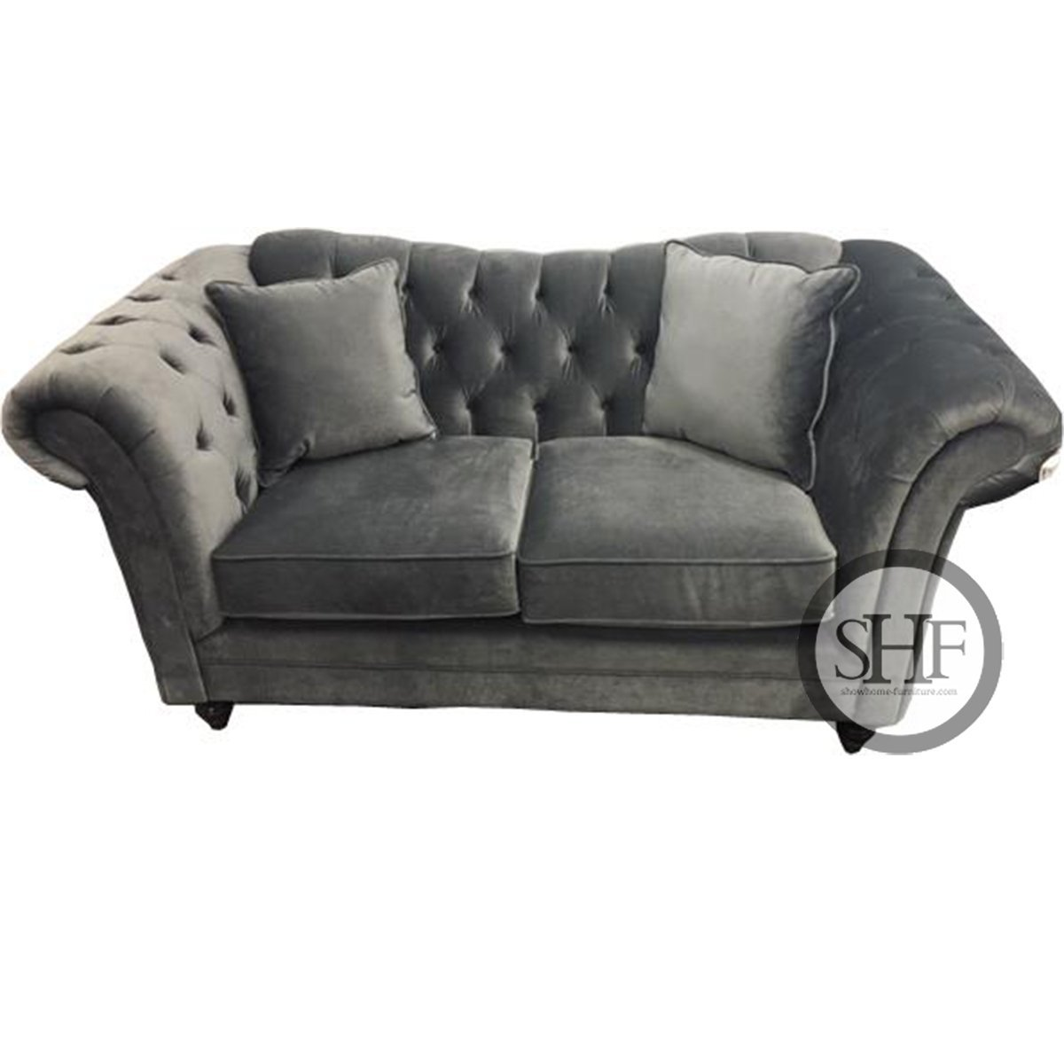 Custom Flair Love Seat - Made in Canada - Showhome Furniture