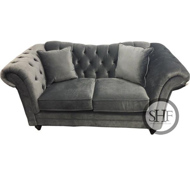 Custom Flair Love Seat - Made in Canada Sectionals Showhome Furniture