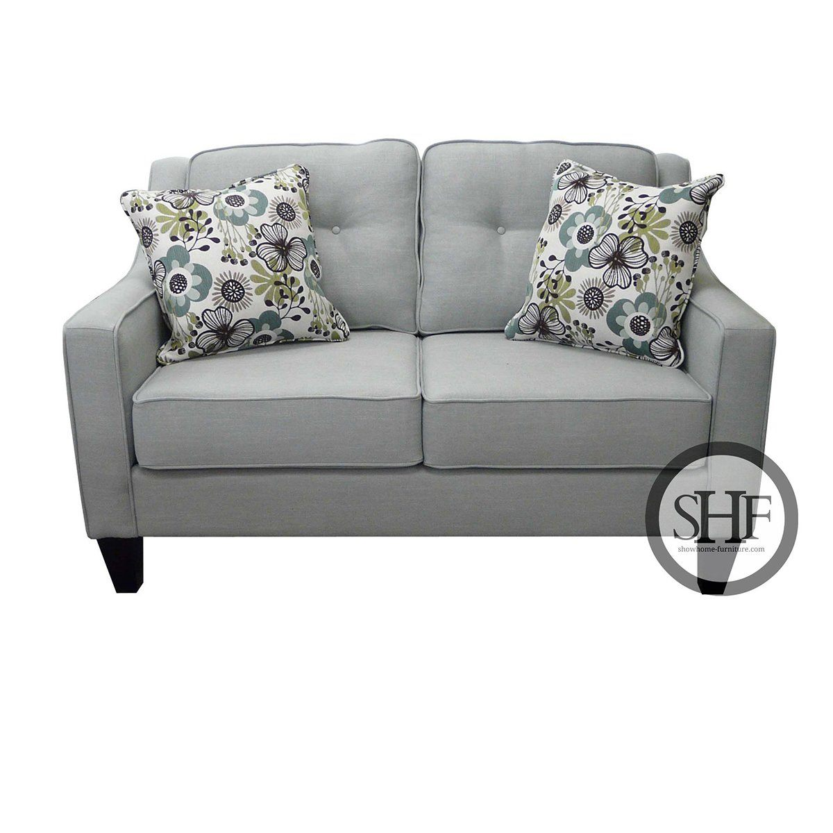 Custom Hilton Loveseat - Made in Canada - Showhome Furniture