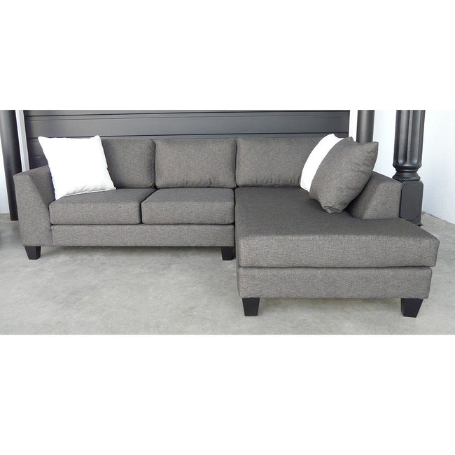 Lisa Sectional - Made in Canada Sectional Showhome Furniture