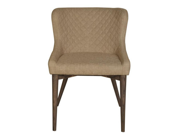 Cardston Dining Chair - Beige | Calgary's Furniture Store