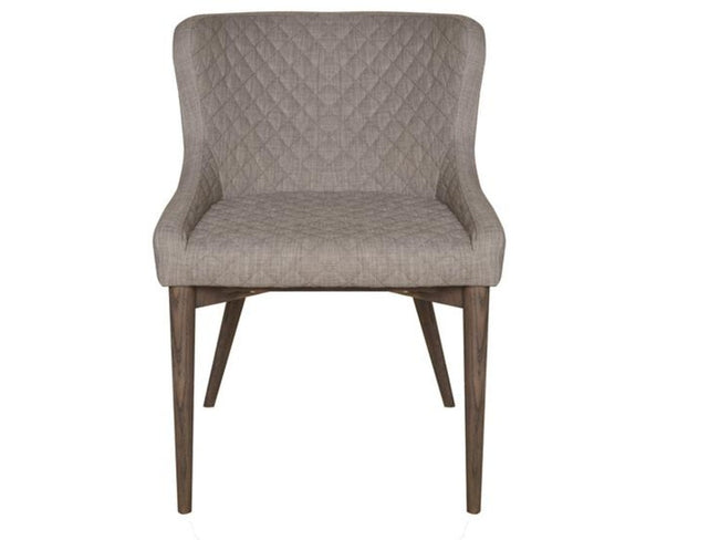Cardston Dining Chair - Light Grey | Calgary's Furniture Store