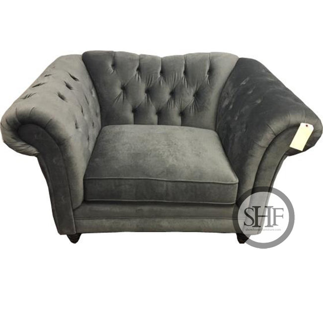 FLAIR CHAIR CUSTOM MADE IN CANADA ELITE Sectionals Showhome Furniture