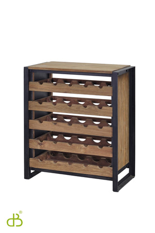 D-Bodhi Wine Cabinet - Calgary Furniture Stores