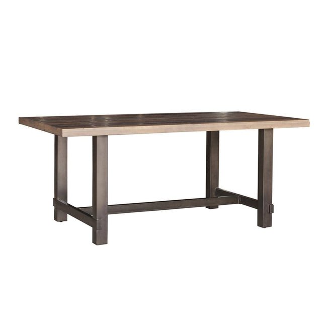 Solid recycled pine wood Dining Table Dining Tables LH