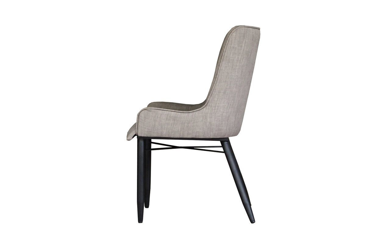 ShowHome Furniture - Dex Dining Chair - Slate Grey (2/box)