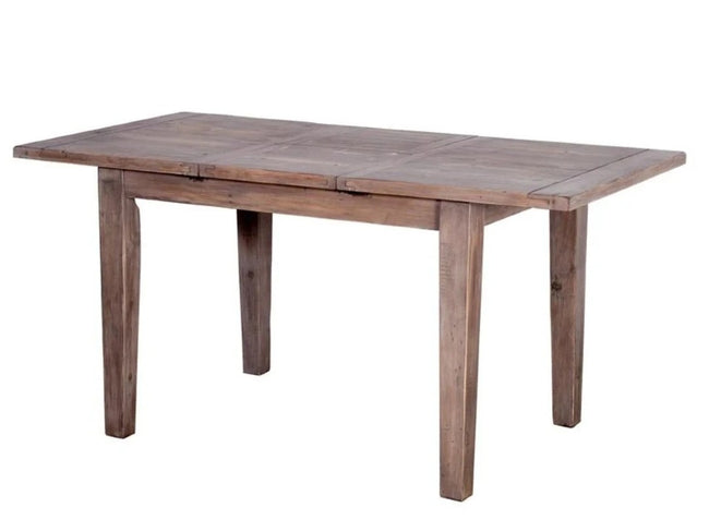 "Driftwood Reclaimed Small Extension Dining Table (47""/62"")"