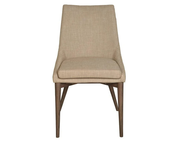 Fritz Dining Chair - Beige | Calgary's Furniture Store