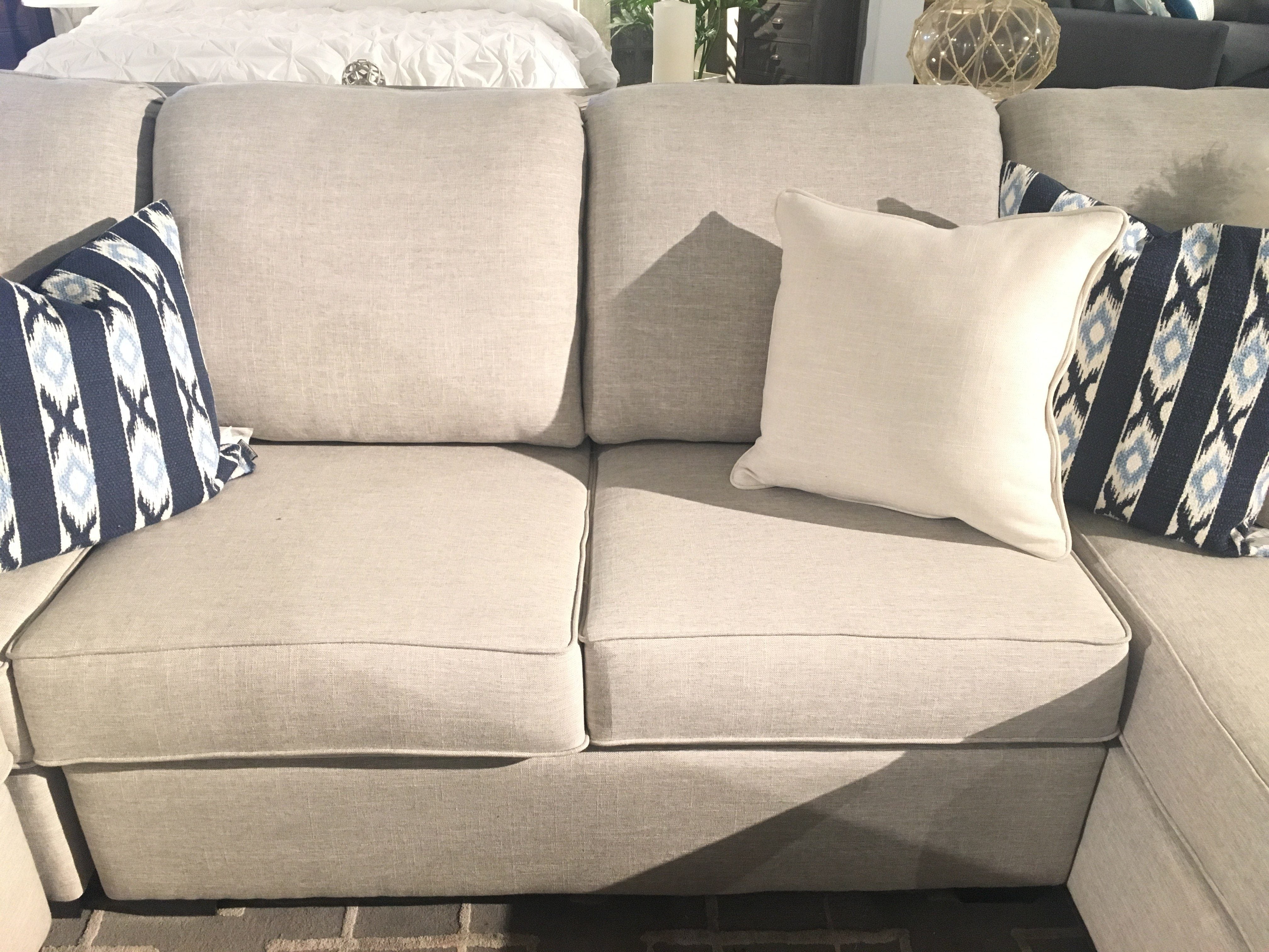 Tyson Custom Sectional - Made in Canada