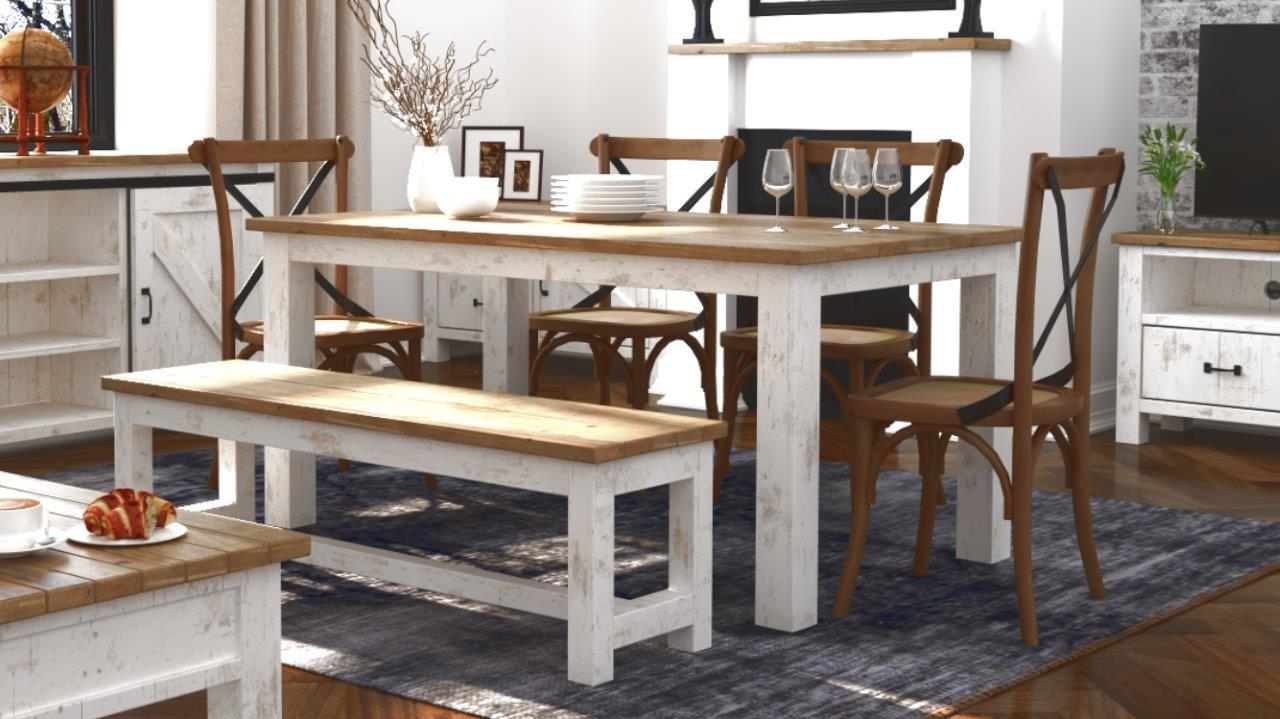 PROVENCE DINING TABLE 160 | Tables | Showhome Furniture