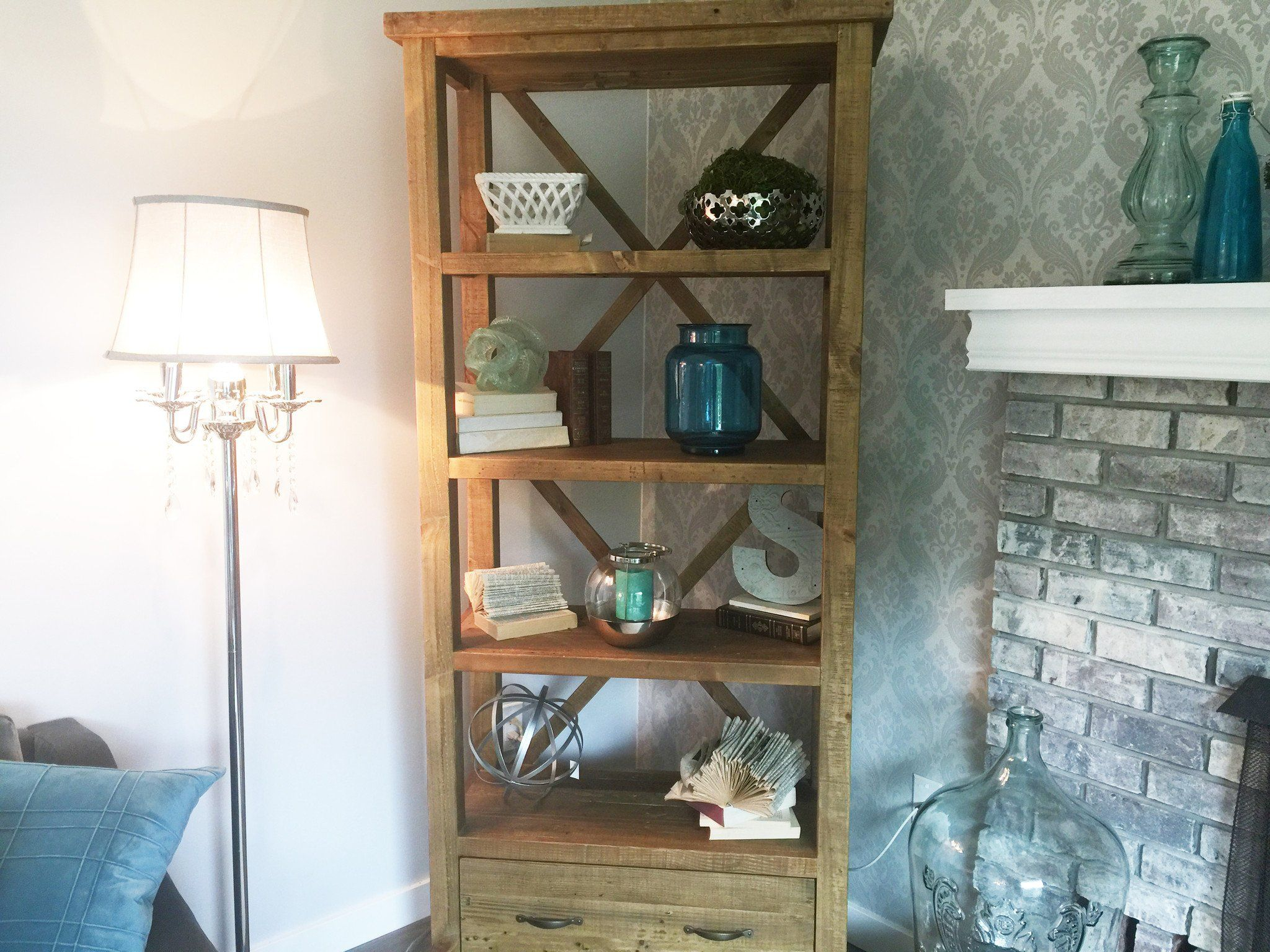 Alfresco Bookcase - Calgary Furniture