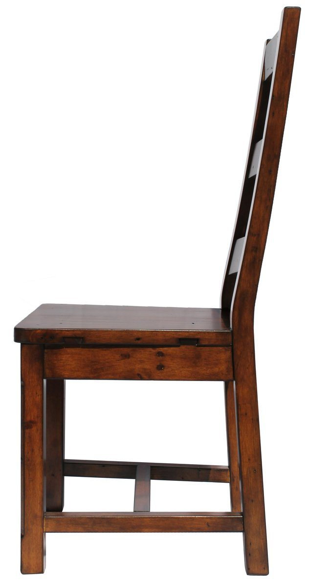 Irish Coast Ladder Back Chair - African Dusk | Calgary's Furniture Store