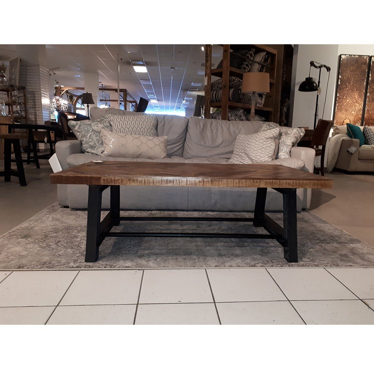Iron Waite Coffee Table - Showhome Furniture