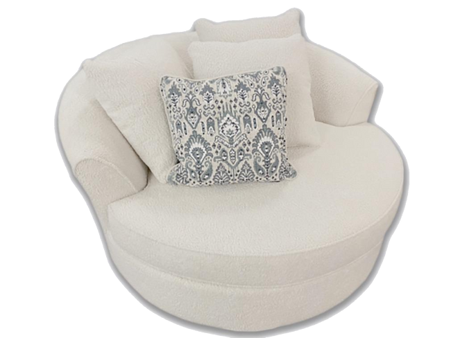 Fuzzy Nest Chair, Made in Canada 🇨🇦 | Calgary's Furniture Store