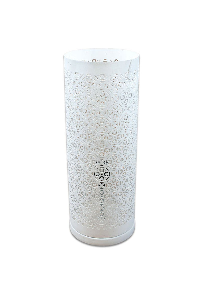 "ShowHome Furniture - Luna Cylinder Lamp 6""x16.5"""