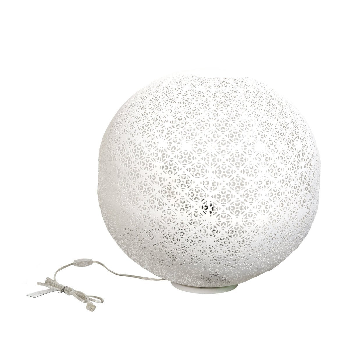 Luna Regular Globe Table Lamp | Calgary's Furniture Store