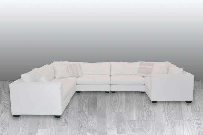 Cloud 9 Sectional, Made in Canada 🇨🇦