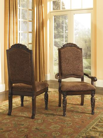 North Shore - Dining UPH Side Chair | Calgary's Furniture Store