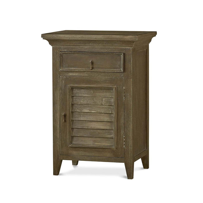 Shutter Nightstand Large nightstands Bramble