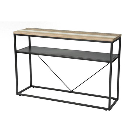 "Sundried LIGHT Small Extension Dining Table (47""/63"")"