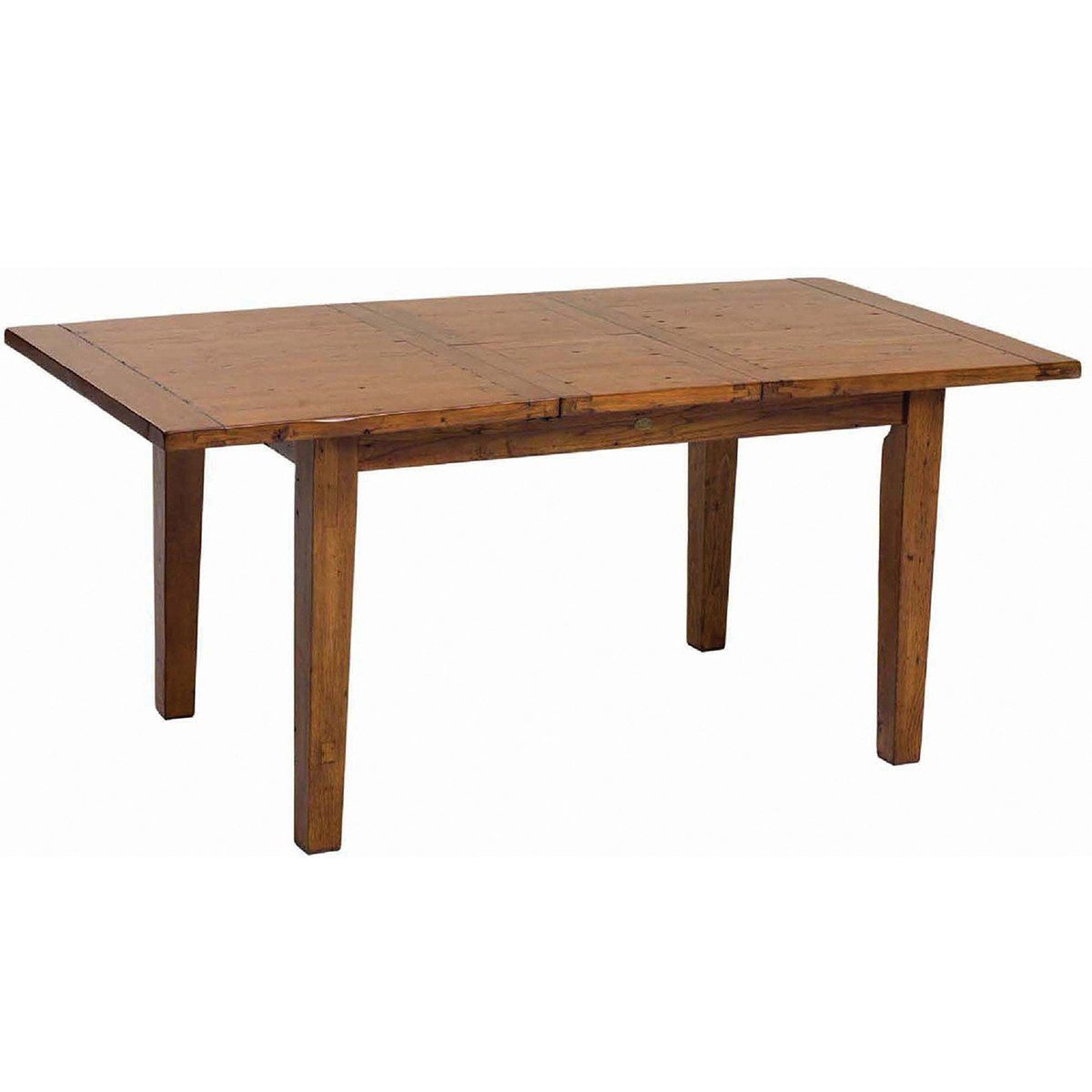 "Small Extension Dining Table (47""/62"") - African Dusk - Showhome Furniture"