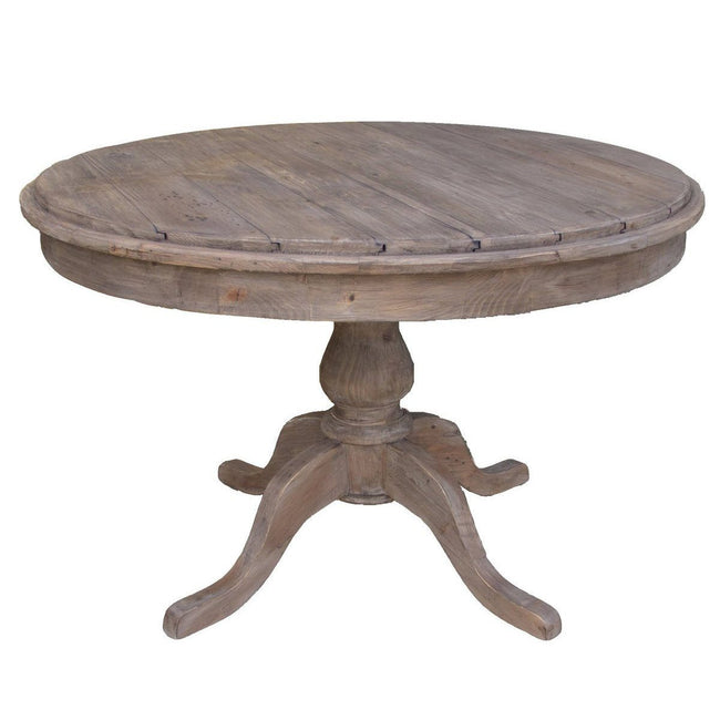 Sundried Round Dining Table - Showhome Furniture